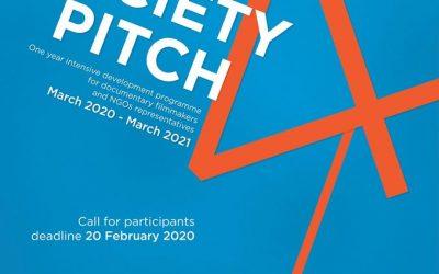 Civil Society Pitch